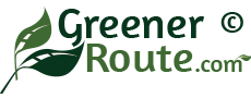 Greener Route Logo