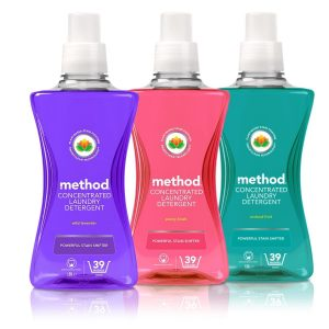 Method Laundry Detergents
