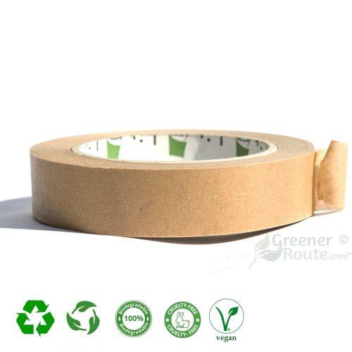 25 mm x 50 meter Brown Paper Tape