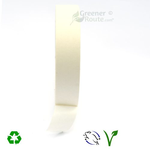 1 Roll of 25mmx50m white masking tapes