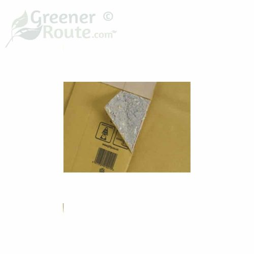 Jiffy Green Padded bag inside material