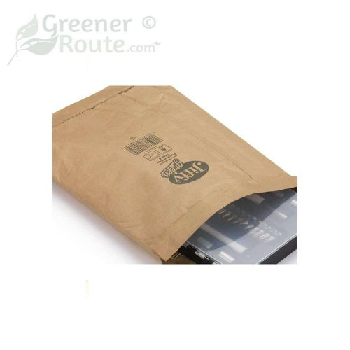 Jiffy Green Padded bag ideal for protection