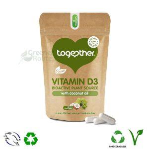 Together Vitamin D3 Vegan